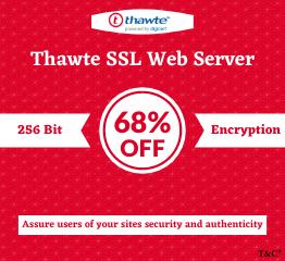 Thawte SSL Web Server
