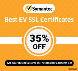 Best EV SSL Certificate