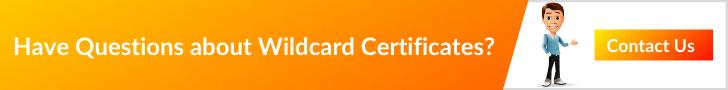 Wildcard SSL Certificate
