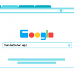 google mandate for .app tld