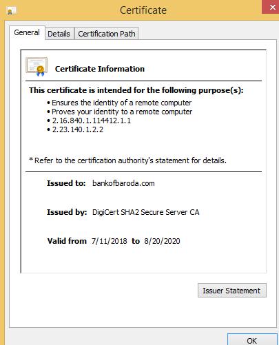 OV SSL Certificate