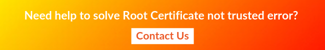 Sectigo_root_certificate_not_trusted