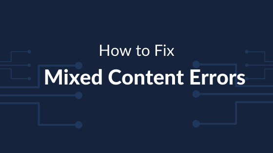 mixed content errors