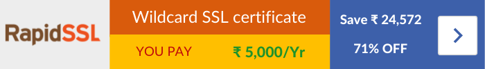 Rapid Wildcard SSL