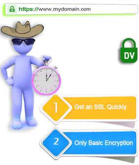 Domain Validated (DV)